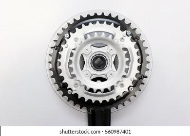 Chainwheel bicycle