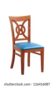 A chair isolate on white