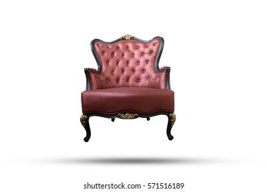 Chair Louis White background