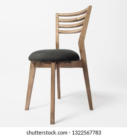 A chair on white background