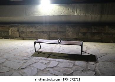 서울야공원의 의자