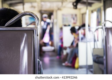 Chair in the train