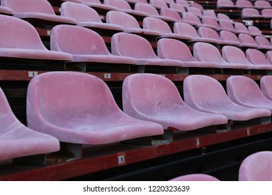 chairs in sport arena