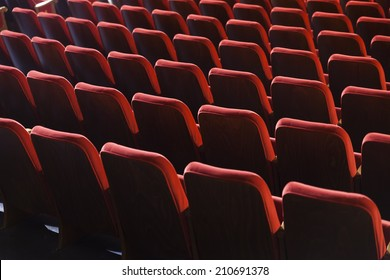 chairs theater