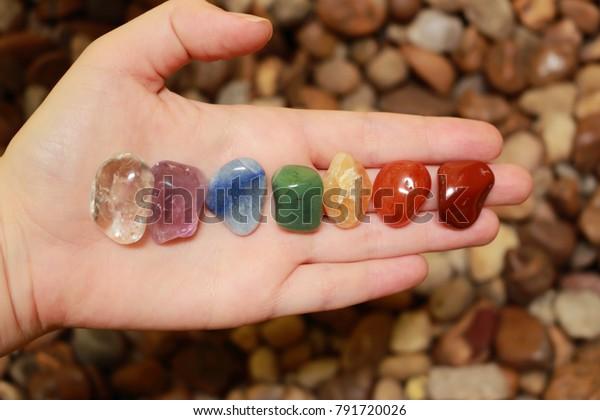 Les pierres de Chakras pour guérir