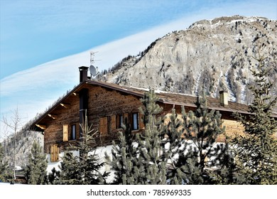 Chalet in Livigno Italy