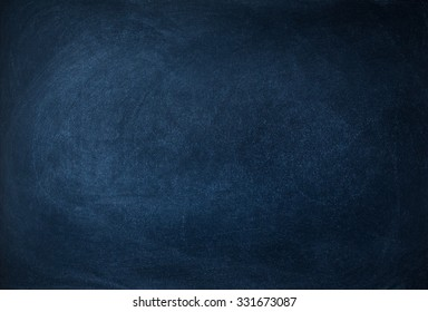 Chalk rubbed out on blackboard for background