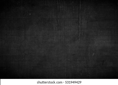Chalkboard.Old black background. Grunge texture. Blackboard. Grung. Concrete