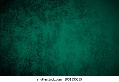 Chalkboard or blackboard green texture. Empty blank with copy space for chalk text. Used feel with chalk traces and great texture.
