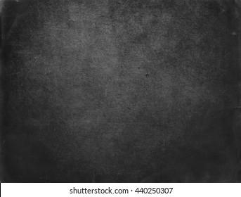 Chalkboard. Grunge texture. Black