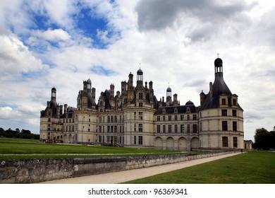 chamboard castle
