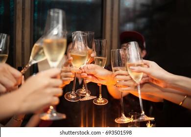 Champagne Cheer