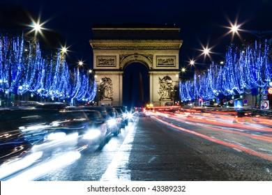 Champs Elysee, Paris