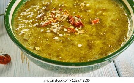 Chana Dal Kosambi - South Indian Lentil and Vegetable.