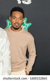 Chance The Rapper - attending the Green Carpet of the 2019 BET Hip-Hop Awards on October 5th 2019 at the Cobb Energy Performing Arts Centre, in Atlanta Georgia - USA