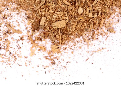Chandan or sandalwood, sandalwood sticks, perfume, selective focus