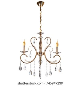 Chandelier, ceiling lamp