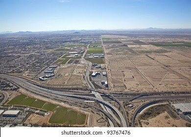 Chandler Business and Freeways