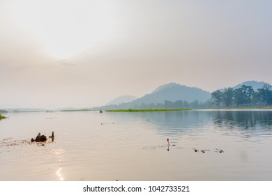Chandubi Beel Lake Assam