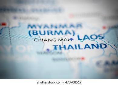 Chang Mai. Laos