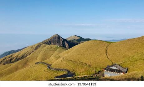 Chang Sha Wudang Mountain
