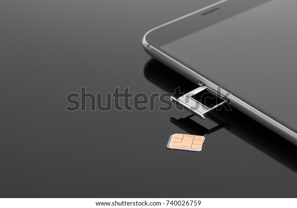 Change the SIM card on your smartphone