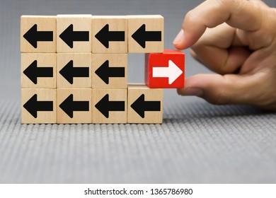 Change to success concept Block .