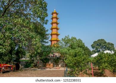 Changsha Ancient Kaifu Temple