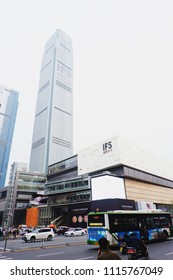 Changsha, China April 4, 2018: Changsha IFS Tower Office And Complex