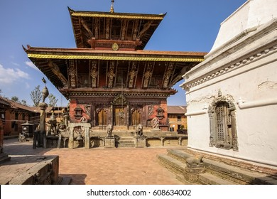 Changu Narayan, Hindu temple, Kathmandu Valley, Nepal