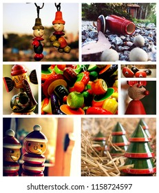 Channapatna Toys, the indian wooden toys that bring nostalgia.