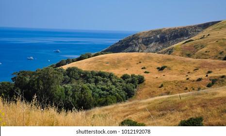 Channel islands National park California USA