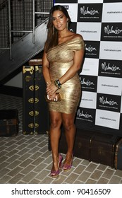 7076f088f3 Chantelle Heskey arrives for the Malmaison Hotel Liverpool re-opening  party.. 23