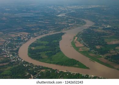 Chaopraya River Thailand