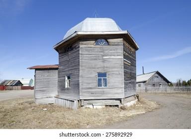 Chapel of Alexander Nevsky (Russia, Arkhangelsk region)
