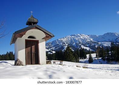 chapel in allgau