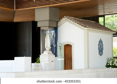Chapel of Apparitions - Fatima - Portugal