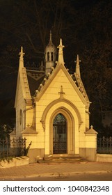 Chapel of Austrian Empress Elisabeth (Sissi) in Ostrava. Czech Republic