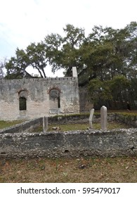 Chapel of Ease and grave yard
