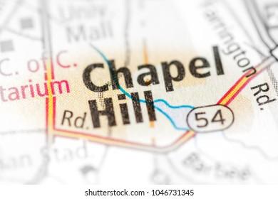 Chapel Hill. North Carolina. USA