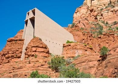 Chapel of the Holy Cross Sedona Arizona