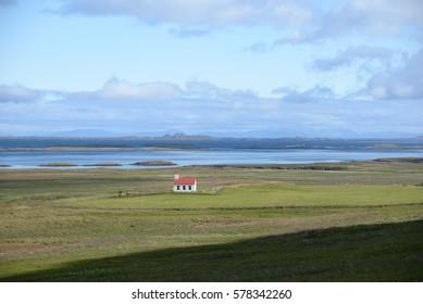 Chapel at Iceland
