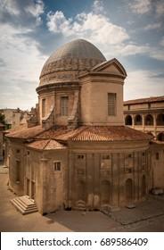 The Chapel of La Vieille Charite, Le Panier, Marseille, South France