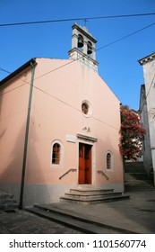chapel in Mali Losinj, island Losinj, Croatia