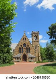 Chapel on UVA Campus