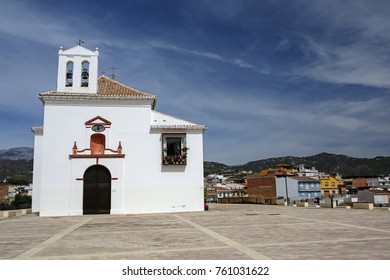 Chapel of Our Lady of the Remedies, Velez-Malaga, Andalusia, Spa