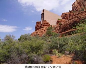 Chapel in Rock
