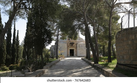 Chapel of the Shepherd's Field in Bethlehem
