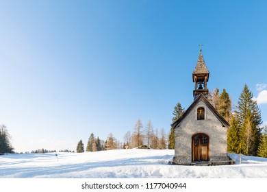 Chapel St Anna, Reit im Winkl