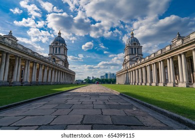The Chapels of St Peter and St Paul cathedrals in London, England